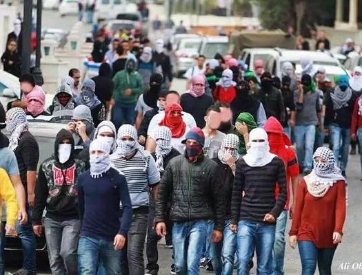 Sumber: Abdillah Onim / Intifadha III di Palestina
