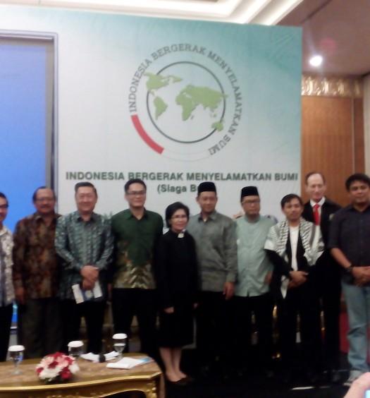 Indonesia Bergerak Menyelamatkan Bumi (Siaga Bumi)