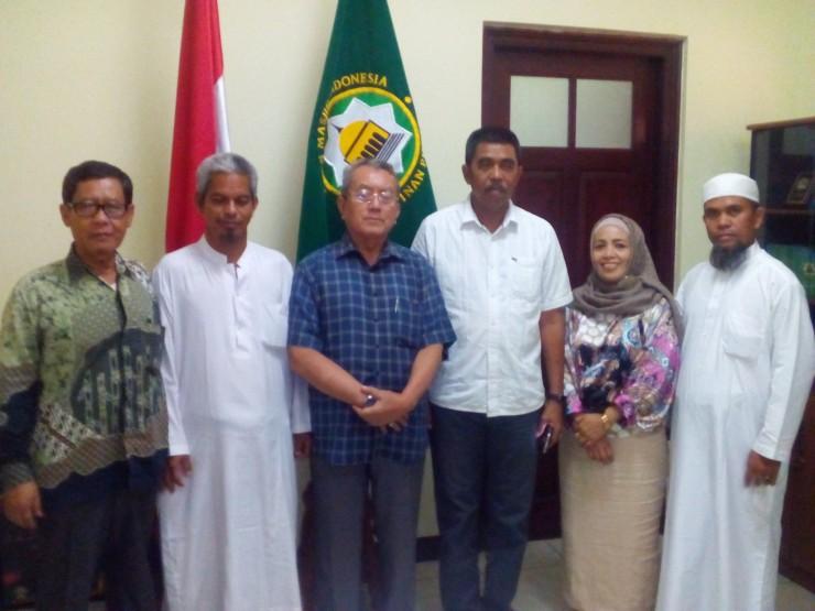 Sumber: www.dmi.or.id / Pertemuan PW DMI Papua Barat dan PP DMI