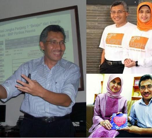 Sumber: http://www.putramandai.wordpress.com / Bapak Eko Pratomo Suyatno dan Istri