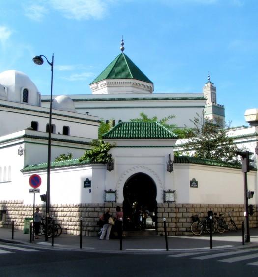 Sumber: www.mirajnews.com / Grand Mosquee dee Paris atau Masjid Agung Paris
