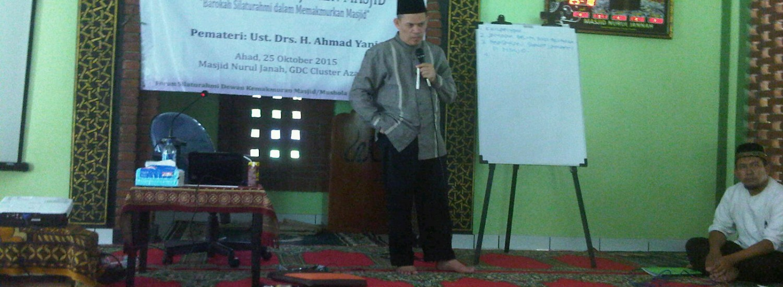 Sumber: www.dmi.or.id / Ustadz Ahmad Yani