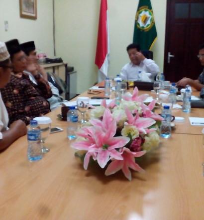 Sumber: www.dmi.or.id / Rapat Pleno PP DMI, Jum'at (27/11).