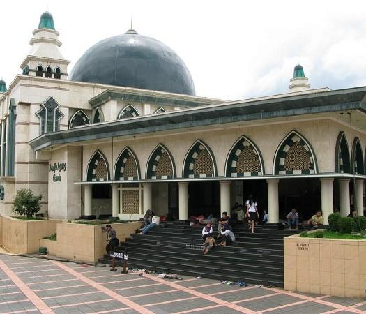 Sumber: www.diciamis.com / Masjid Agung Ciamis