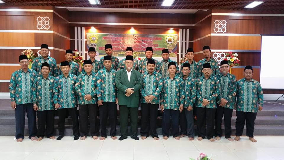 / Pengukuhan PD DMI Kabupaten Karimun