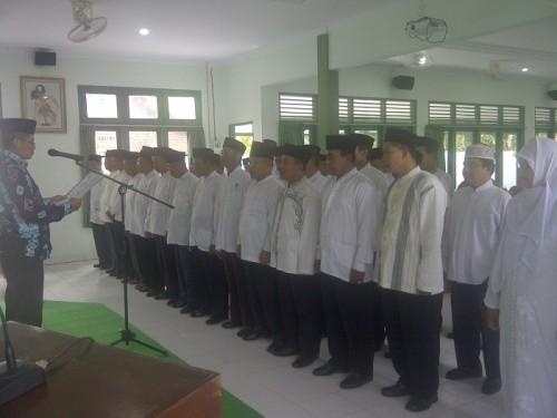 Sumber: http://krjogja.com/  Pengukuhan PD DMI Kabupaten Kulonprogo Periode 2015-2020