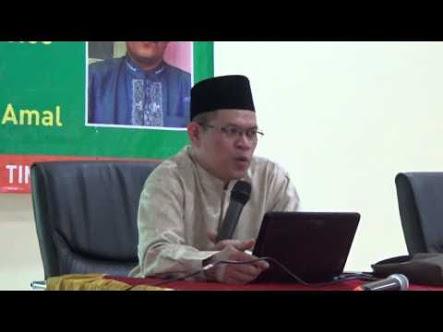 Sumber: www.tritontv.com / Ustadz Drs. h. Ahmad Yani