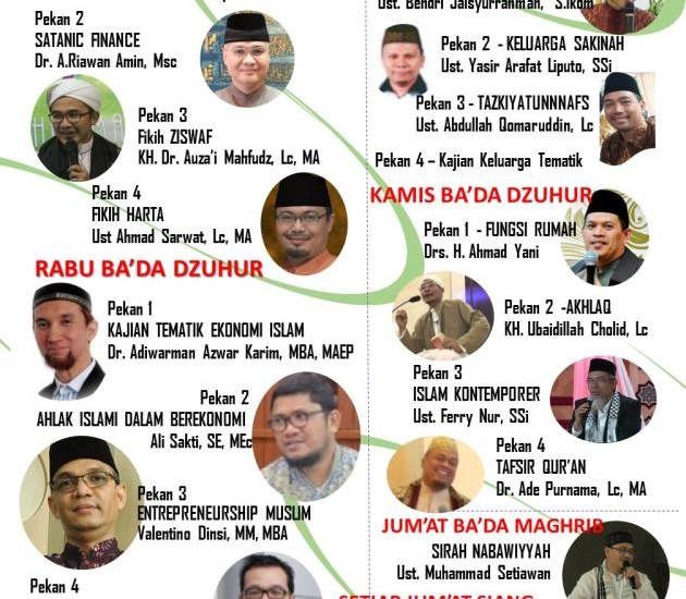 Sumber: Masjid Jenderal Sudirman, kompleks World Trade Centre, Jakarta