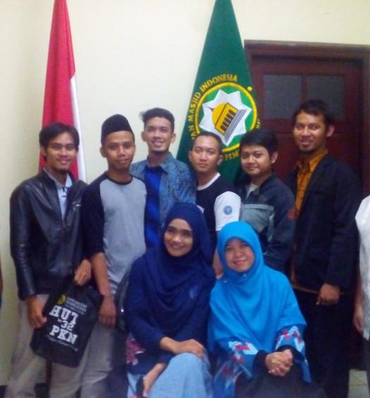 Sumber: www.dmi.or.id / Suasana Rapat Kerja Pimpinan Pusat (PP) Prima DMI