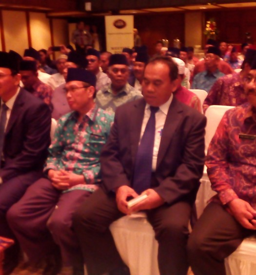 Sumber: www.dmi.or.id / Pembukaan Muswil VII DMI DKI Jakarta