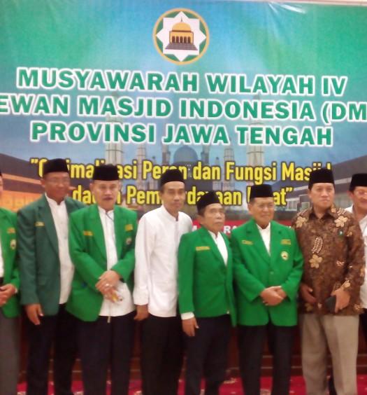 Sumber: www.dmi.or.id / Muswil IV DMI Provinsi Jateng