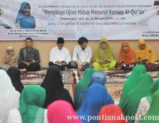 Sumber: www.pontianakpost.com / DMI Kota Pontianak