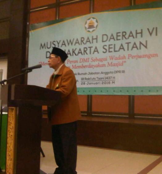 Sumber: www.dmi.or.id / KH. Sanusi HD.