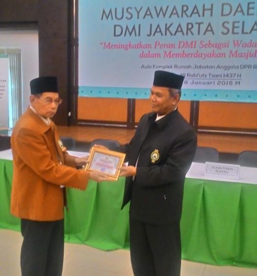 Sumber: KH. Ma'mun Al-Ayyubi / DMI DKI Jakarta
