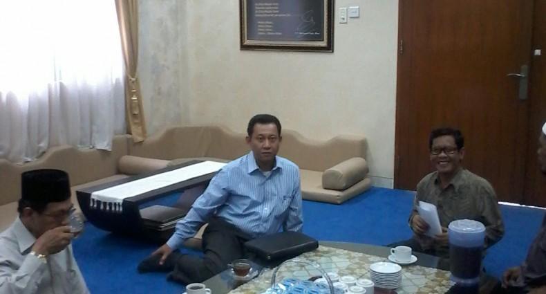 Sumber: MUI / Miftah; Rapat Panitia Eco-Masjid di Masjid Az-Zikra, Sentul Selatan, Bogor.