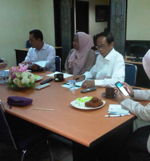 Sumber: www.dmi.or.id / Rapat Panita Eco-Masjid
