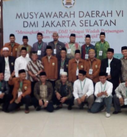 Sumber: www.dmi.or.id / Musda DMI Kota Jakarta Selatan