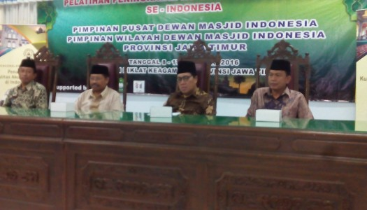 DMI Selenggarakan Pelatihan Peningkatan Kualitas Akustik Masjid Se-Indonesia