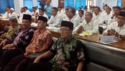 DMI Siap Wujudkan Tim Akustik Masjid Profesional