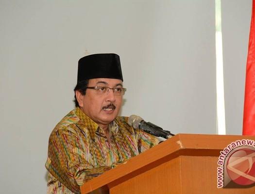 Sumber: http://www.antarasulteng.com/  Prof. Dr. H. Zainal Abidin M.Ag.,