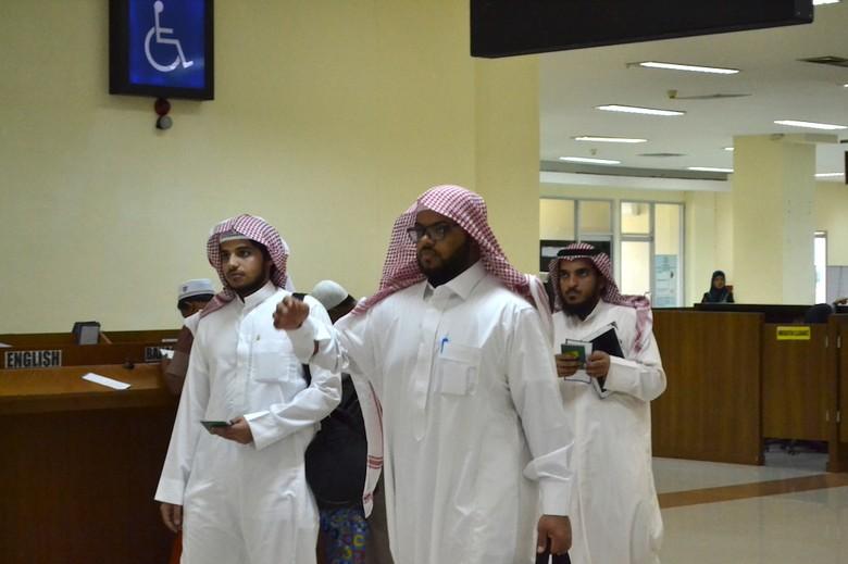 Tiga Imam Asal Saudi Datangi Kota Banda Aceh  Sumber: https://news.detik.com