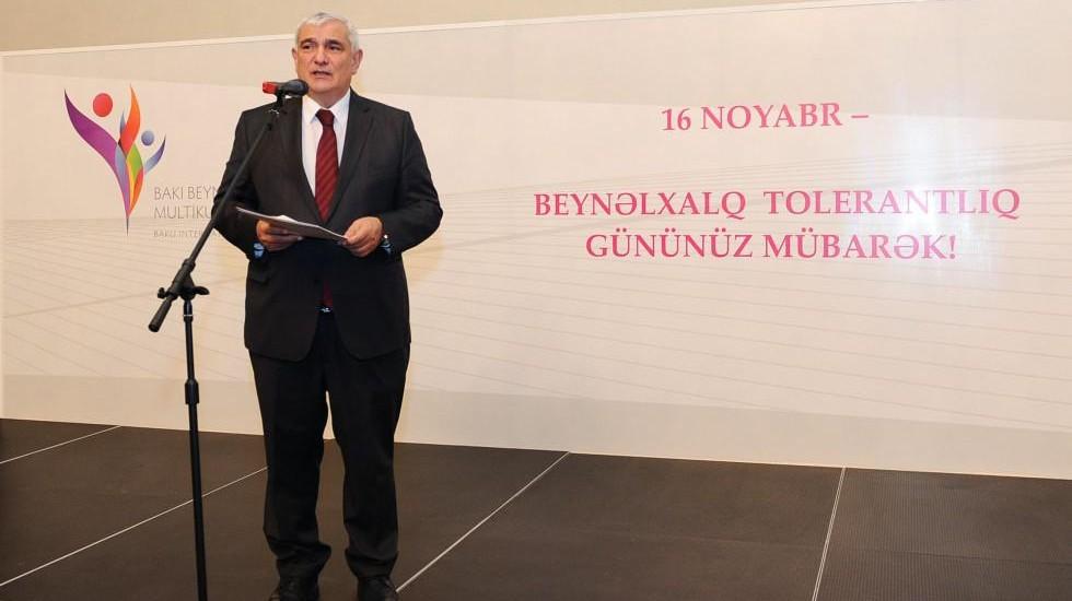 Kamal Abdullayev, State Adviser of Azerbaijan  Sumber: http://bilikfondu.gov.az