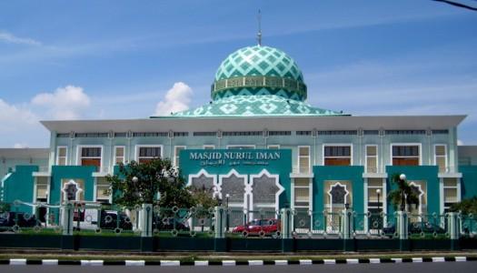 DMI Padang Sediakan Layanan Perbaikan Akustik Masjid