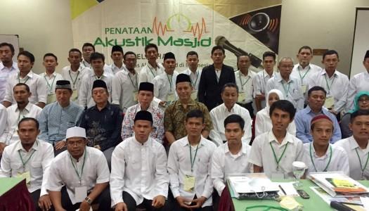 Akustik Masjid dan Ukhuwah Islamiyah