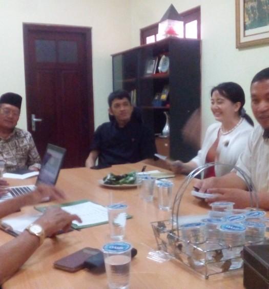 Sumber: www.dmi.or.id  PP DMI Terima Kunjungan Delegasi ICDL Asia pada Senin (5/9) siang di Kantor PP DMI, Jakarta.