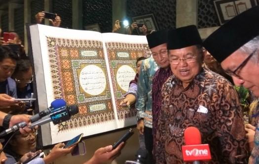Sumber: http://www.dream.co.id / Peringatan Milad Masjid Istiqlal Ke-39, Rabu (22/2).