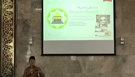 DMI Sosialisasikan Sistem Da'i Online di Tujuh Masjid