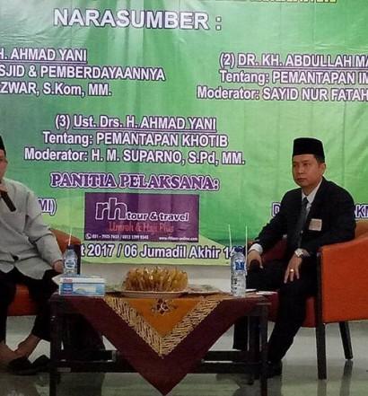 Sumber: Ustaz Drs. H. Ahmad Yani