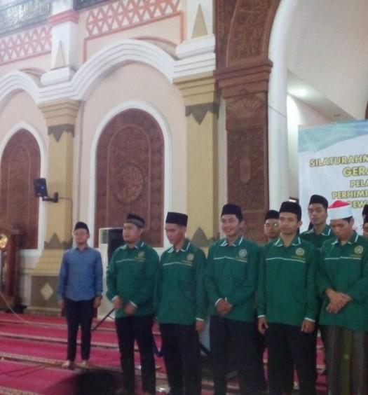 Sumber: www.dmi.or.id Pelantikan Pimpinan Wilayah (PW) Perhimpunan Remaja Masjid (PRIMA) Dewan Masjid Indonesia (DMI) Provinsi Banten, Ahad (12/3), di Masjid Raya Al-Bantani, Kota Serang Banten.