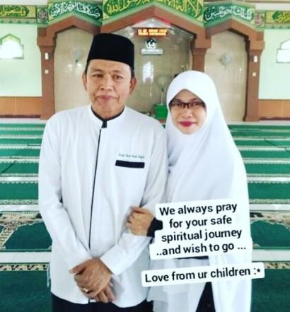 Sumber: Keluarga Almarhum Ustaz H. Artis Achmad Rasi.