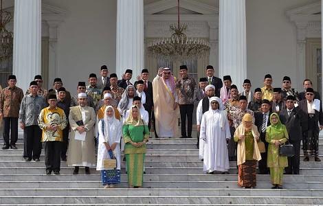 Kyai Makruf: Raja Salman Membutuhkan Indonesia