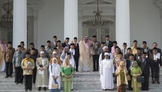 Video Ziarah Raja Salman ke Masjid Istiqlal