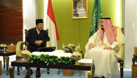 Saksikan Video Pertemuan Raja Salman dengan Ulama Indonesia