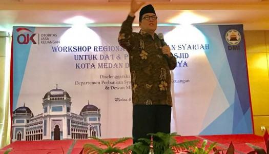 Sekjen DMI Gagas Kongres Masjid Se-Indonesia