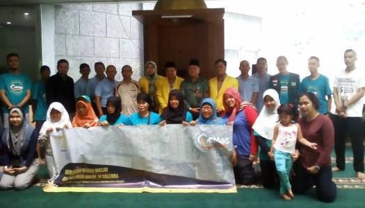 Gemas, DMI, ILUNI Selenggarakan Bersih-Bersih Masjid ARH UI