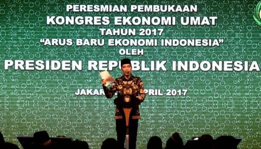 Presiden Jokowi: Waspadai Kesenjangan Sosial, Pertumbuhan Ekonomi, dan Rasio Gini Indonesia