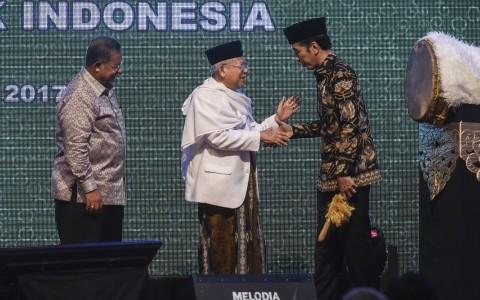 Kyai Makruf: Kongres Bertekad Tegakkan Kedaulatan Ekonomi Umat di Indonesia