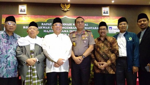 MUI Selenggarakan Rakornas Komisi Dakwah dan Pengembangan Masyarakat