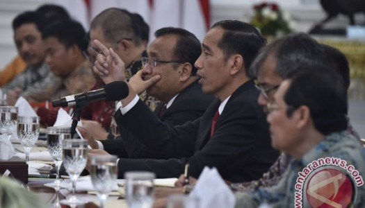 "Presiden Joko Widodo: ""PKI, Kalau Nongol Gebuk Saja, TAP MPR Sudah Jelas"""