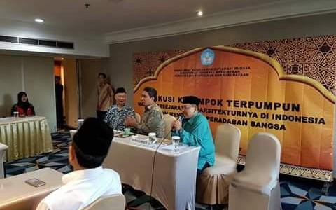 DMI: Barus, Bukti Nyata Khazanah Peradaban Islam di Nusantara