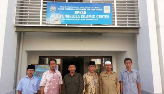 DMI Sosialisasikan Aplikasi Online di Kota Seribu Masjid, Mataram