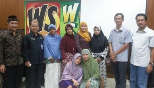 Tim Implementasi Aplikasi DMI Registrasi 200 Masjid di Bali