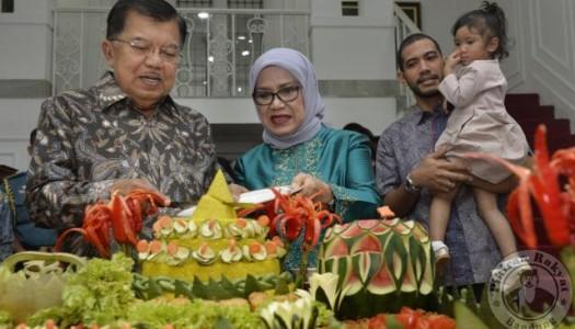 Alhamdulilah, Selamat Ulang Tahun Ke-75 Wapres Jusuf Kalla