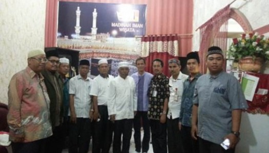 Tim Implementasi Aplikasi DMI Registrasi 5.201 Masjid