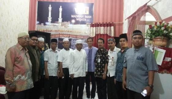 SosialisaiAplikasi DMi Berbasis Android di Kota Medan, Sumatera Utara.  Sumber: Tim Implementasi Aplikasi DMI
