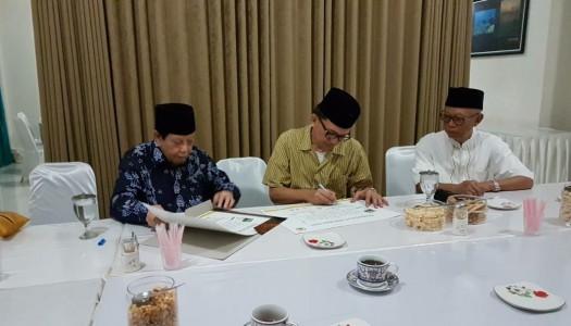 DMI NTB Sepakati Implementasi Aplikasi di 10 Masjid